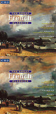 Various - The Great French Classics CD 2 and 3 ONLY (Disky, 1997)