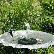 Floating Solar Powered Fountain Water Pump For Pond Garden Tank Yard Bird Bath