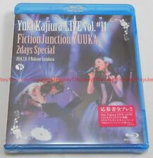 Yuki Kajiura LIVE vol.#11 FictionJunction YUUKA 2days Special 2014 Blu-ray Japan