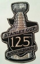 NHL Stanley Cup 125th Anniversary~2017~Embroidered Patch~Iron Sew~Ships FREE