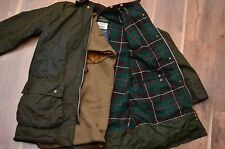 Barbour Northumbria Classic A400 Waxed Lining Jacket C42/107CM Fishing Hunting