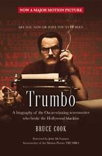 TRUMBO (Movie Tie-In Edition) Cook, Bruce Paperback