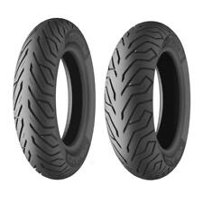 COPPIA PNEUMATICI MICHELIN CITY GRIP 120/70R14 + 140/60R14