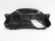 AUDI a4 8k b8 2.0 tfsi Kombi INSTRUMENT compteur de vitesse cluster Compteur de vitesse usa 8k0920950a