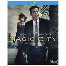 Magic City: The Complete Second Season (Blu-ray Disc, 2013, 3-Disc Set)