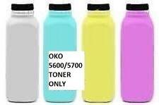 OKI C5600/C 5600/C5700/C 5700 TONER REFILL FULLSET