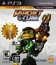 Ratchet and clank trilogy (brand new and sealed) PS3