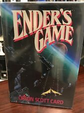 Ender's Game/Card, 1st Edition/1st Printing, Inscribed and dated!