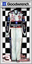 DALE EARNHARDT SR GOODWRENCH FIRESUIT NEW ART BANNER NASCAR LIFE-SIZED 3' x 6'