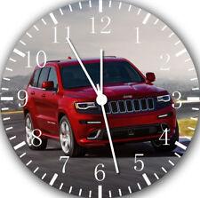 Jeep Grand Cherokee Frameless Borderless Wall Clock For Gifts or Decor E232