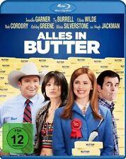 ALLES IN BUTTER (Jennifer Garner, Ty Burrell, Hugh Jackman) Blu-ray Disc NEU+OVP