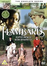 Flambards: The Complete Series - DVD NEW & SEALED (4 Discs)