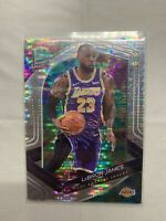 LeBron James 2019-20 Panini Spectra Celestial 23/99 Jersey Number # Lakers SSP