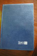 Libretto uso e manutenzione Lancia Gamma Berlina Prima serie