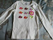 Gymboree Girl  Top  Shirt  Flower  Snail  NWT size 3, 4, 5, 6, 7, 8, 9, 10