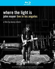John Mayer - Where the Light Is: John Mayer Live in los Angele [New Blu-ray] Dig