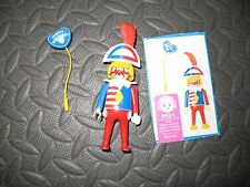 Playmobil Special #4601 Circus Clown with Happy Birthday Balloon retired