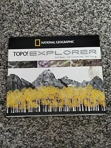 National Geographic TOPO! Explorer Software
