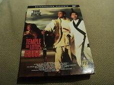 """DVD DIGIPACK """"LE TEMPLE DU LOTUS ROUGE"""" film Chinois de Ringo LAM"""