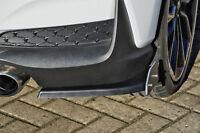 Heckansatz Spoilerecken Seitenteile aus ABS für Hyundai I30N + Performance