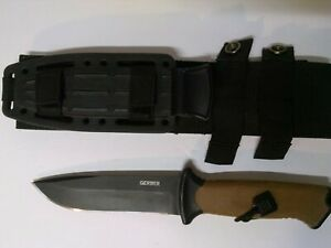GERBER STRONGARM KNIFE PORTLAND OR 08719 W SHEATH VISIT GOLDENHILL3898 4 MORE