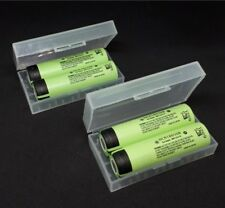 1x Accu 18650 Panasonic 3.6v 3400mah Li-ion Authentique