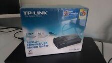 ADSL2+ Ethernet/USB Modem Router