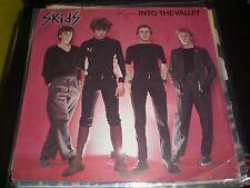 SINGLE SKIDS - INTO THE VALLEY - VIRGIN UK 1979