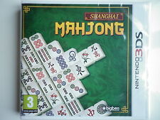 Shangai Mahjong Jeu Vidéo Nintendo 3DS