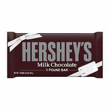 HERSHEY'S Milk Chocolate Candy Gift, 5 Pound, Giant Bar