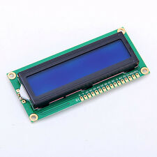 New 1602 16x2 HD44780 Character LCD Display Module LCM blue blacklight
