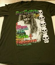 "ROB ZOMBIE ""Electric Warlock"" Cover T-Shirt Sz L"