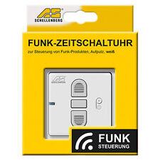 Schellenberg Funk Zeitschaltuhr weiß 20031 #11