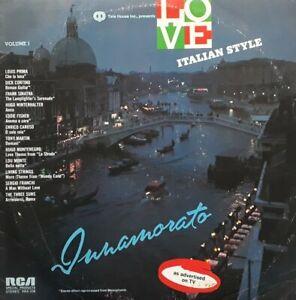 Love Italian Style Double LP.1973 RCA PRS 438.Sophia Loren/Frank Sinatra/Caruso+