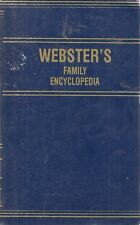 Vol 9 Websters Family Encyclopedia - Webster - Acceptable - Paperback