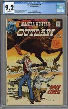 ALL-STAR WESTERN #7 CGC 9.2 WHITE PAGES 1971