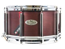 """Pearl Free Floating 14"""" x 8"""" Mahogany Snare Drum"""