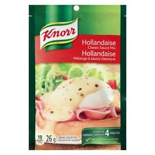 1 Pack Knorr Hollandaise Classic Sauce Mix 26g Each. FREE SHIPPING USA & CANADA