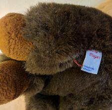 Mary Meyer Moose Plush Stuffed Animal Toy Vintage Older Tag Style