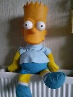 The Simpsons Bart Simpson Hard Head 22inch Toy