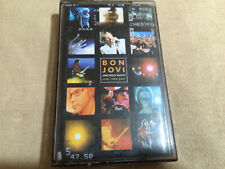 BON JOVI - One Wild Night (Live 1985-2001) CASSETTE TAPE / Made In Philippines
