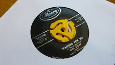 Carl Story 45 Waiting for Me/Everybody Will Be Happy Over There Mercury 70932