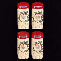 x4 Old Spice Tundra With Mint 3 oz. Antiperspirant Deodorant Sticks Discontinued