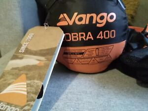 Vango Cobra 400 Down Sleeping Bag. BNWT.