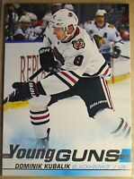 2019-20  UPPER DECK Serie 1, #246 Dominik KUBALIK, YOUNG Guns, Blackkawks
