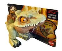 Jurassic World Park Camp Cretaceous SPINOSAURUS Snap Squad Dinosaur Mini-Figure