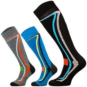 COMODO - Quick Drying Climacontrol Performance Knee High Ski Socks