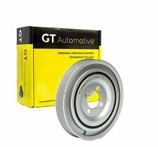 Crankshaft Pulley for Ford Ka 1.3 TDCi FD4 BAAA