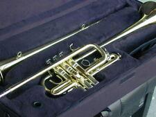 Army Band BerkeleyWind Herald Trumpet w/Bb  C bells FREE Gift w/Pack