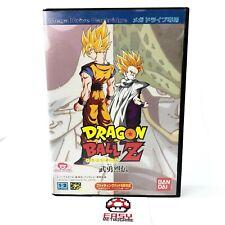 Dragon Ball Z Sega Megadrive System Japan